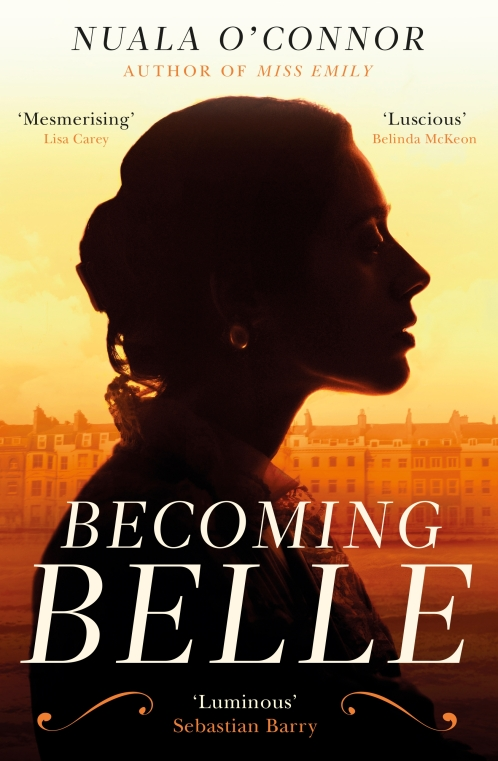 Becoming Belle UK cover