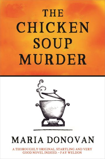 The Chicken Soup Murder border